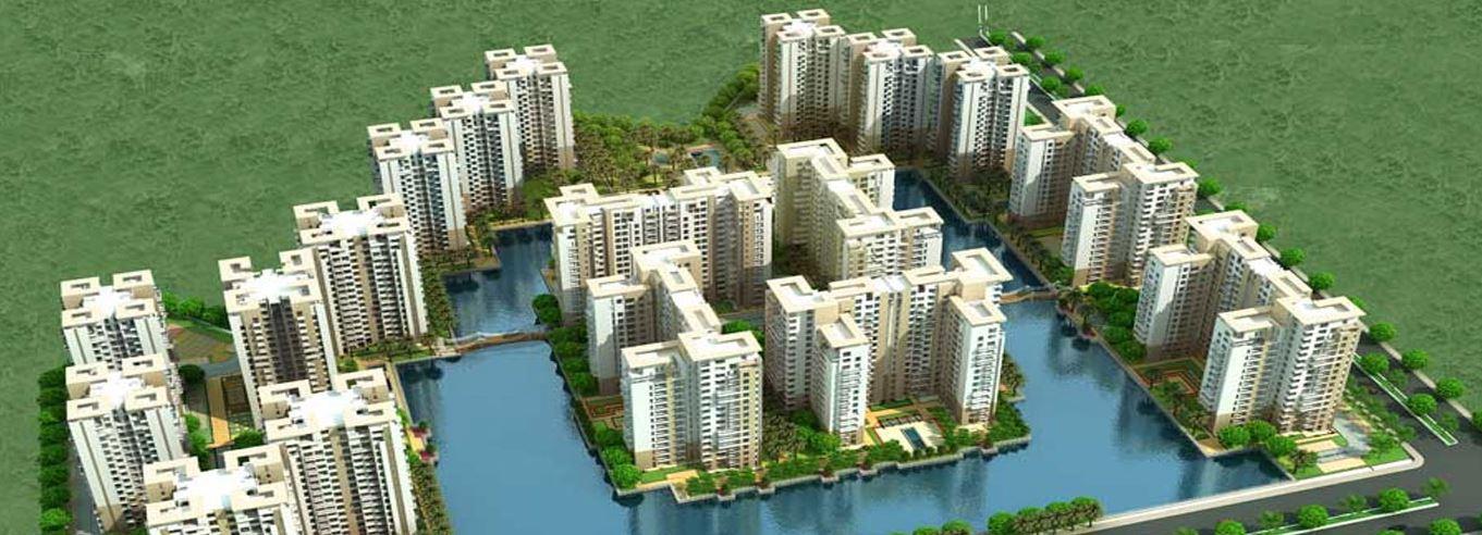 adani shantigram water lily project master plan image1