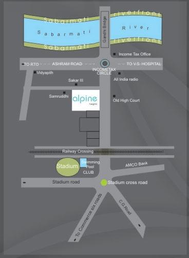 samved alpine heights project location image1