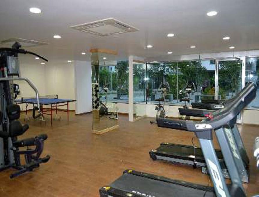 sangath terraces project gymnasium image1