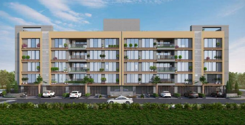 tirupati solitaire reside project tower view1