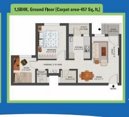 tata value homes shubh griha apartment 1bhk st 457sqft 1