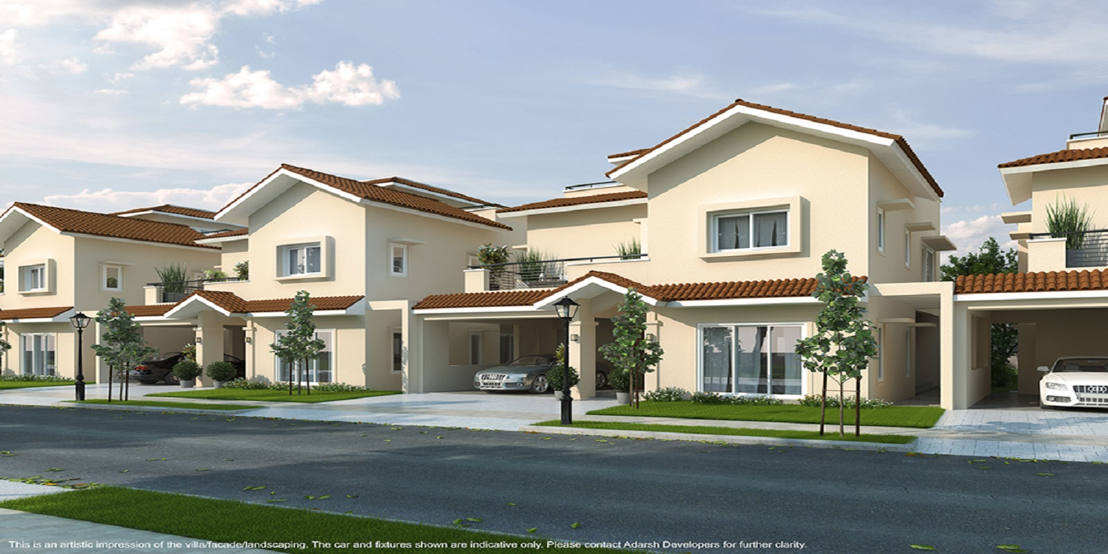 adarsh wisteria phase 1 project large image2