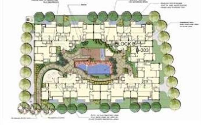 ajmera arista project master plan image1