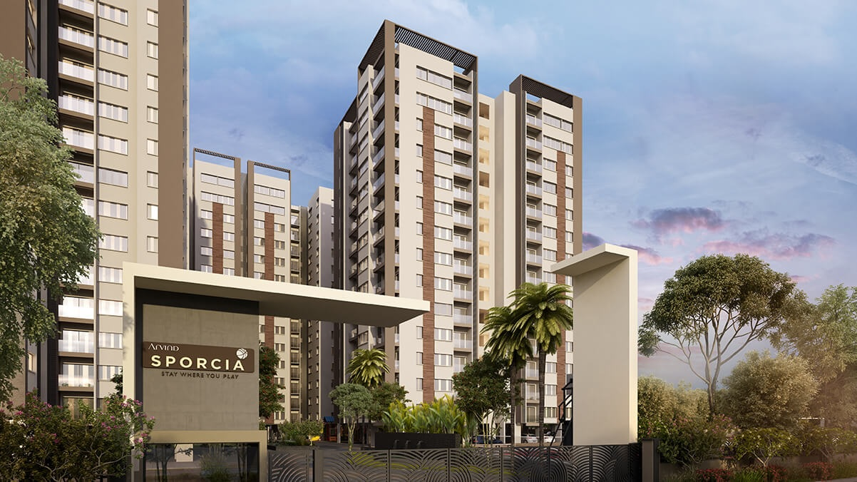 arvind sporcia tower view6