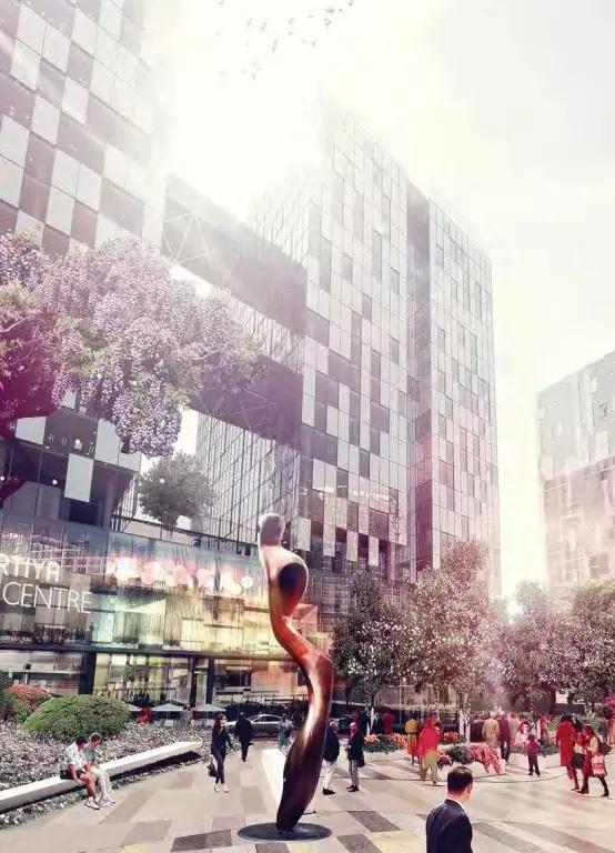 bhartiya leela residences amenities features12