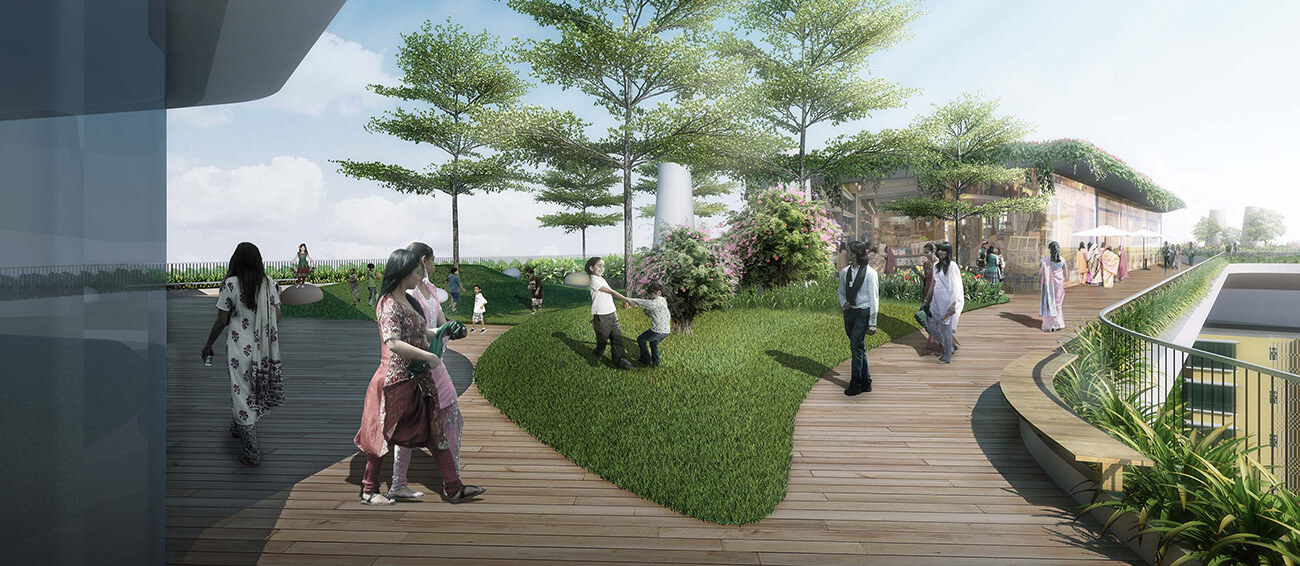 bhartiya nikoo homes phase 2 amenities features1