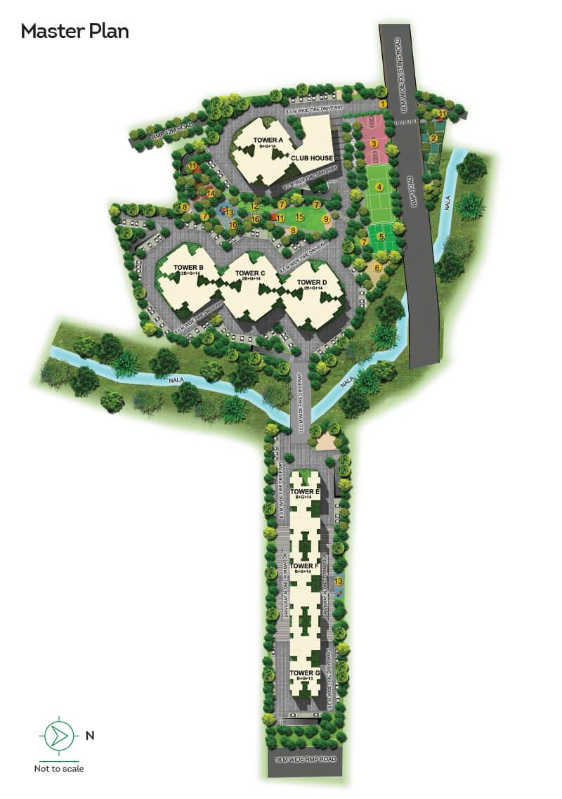 brigade 7 gardens master plan image1