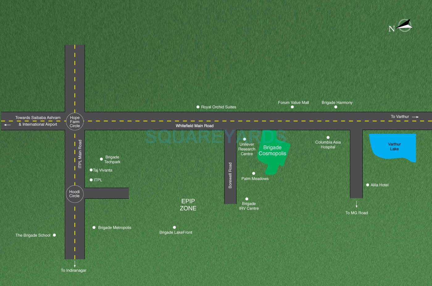 brigade cosmopolis location image1
