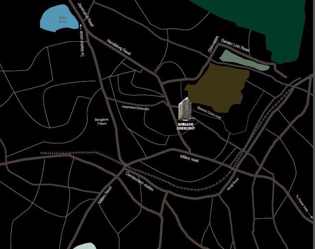 brigade crescent project location image1