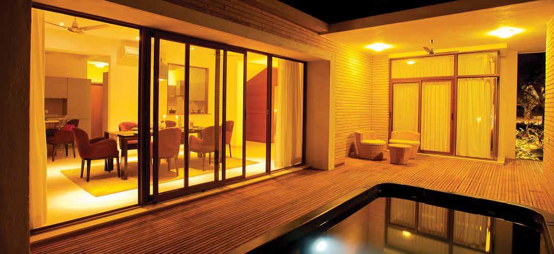 brigade orchards pavilion villas apartment interiors5