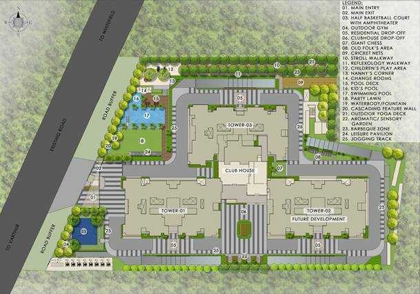 carmel heights project master plan image1