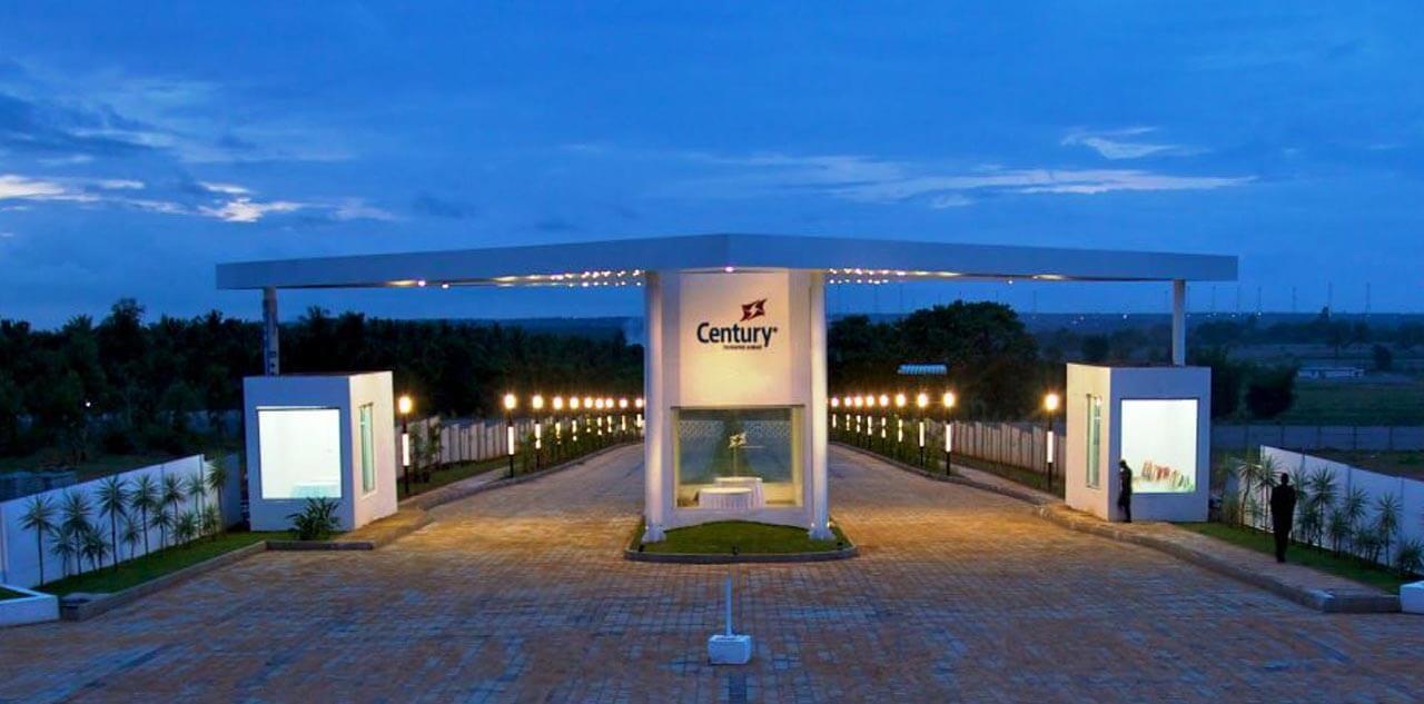 century eden entrance view1