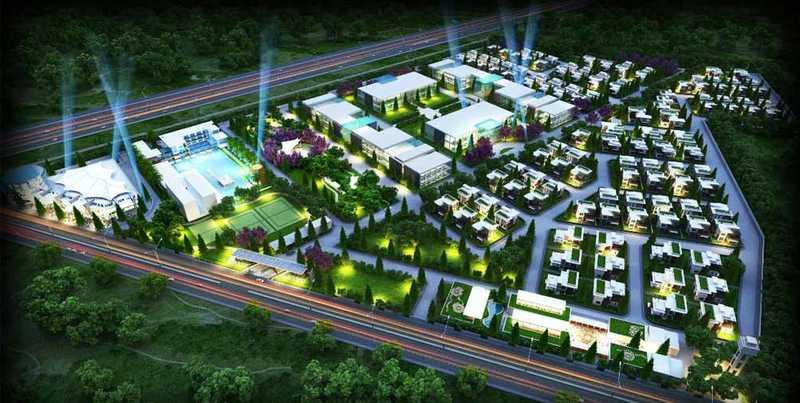 century istana project master plan image1