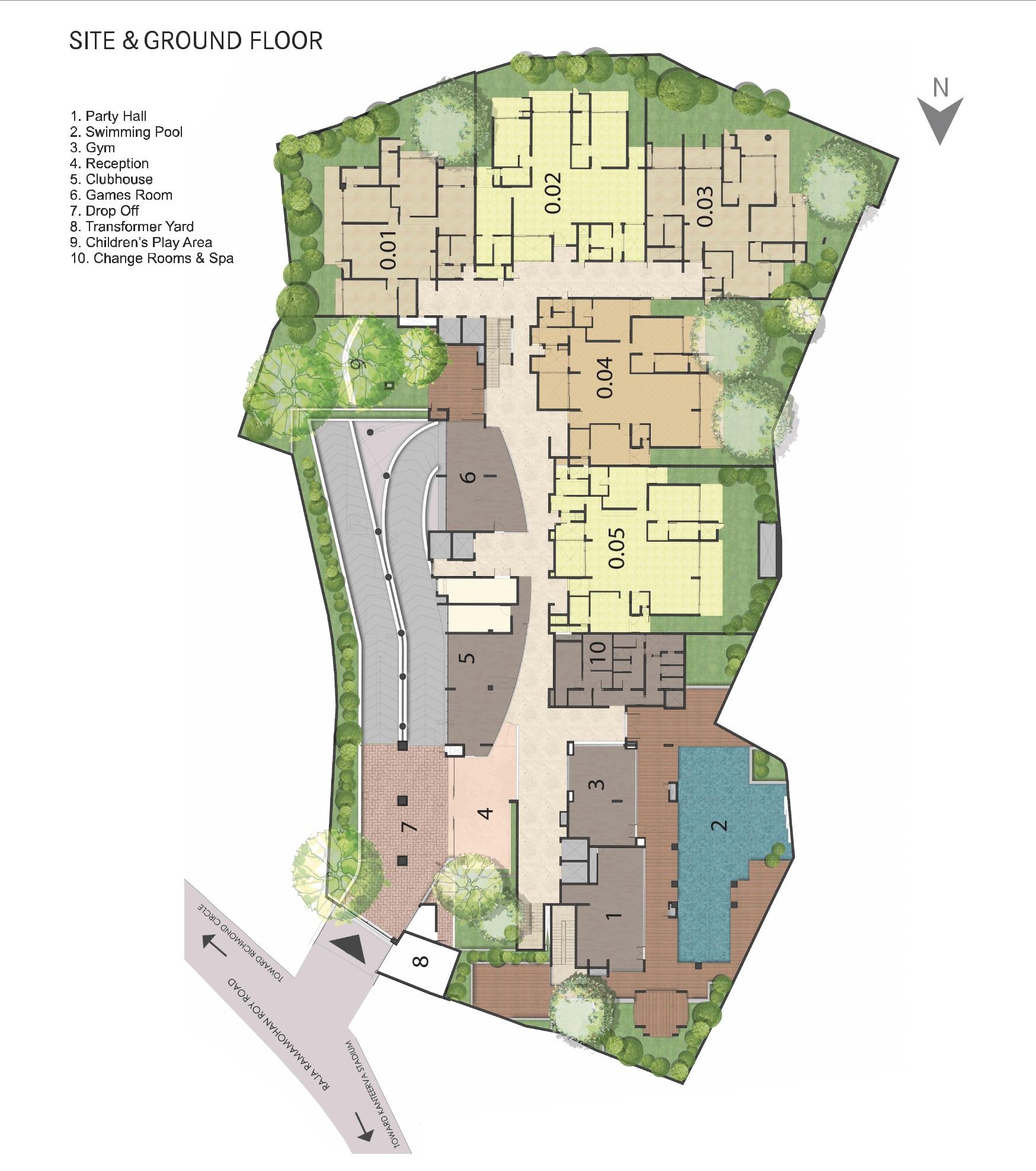 century renata master plan image5