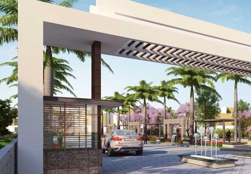 citrus casa greens bangalore project entrance view1