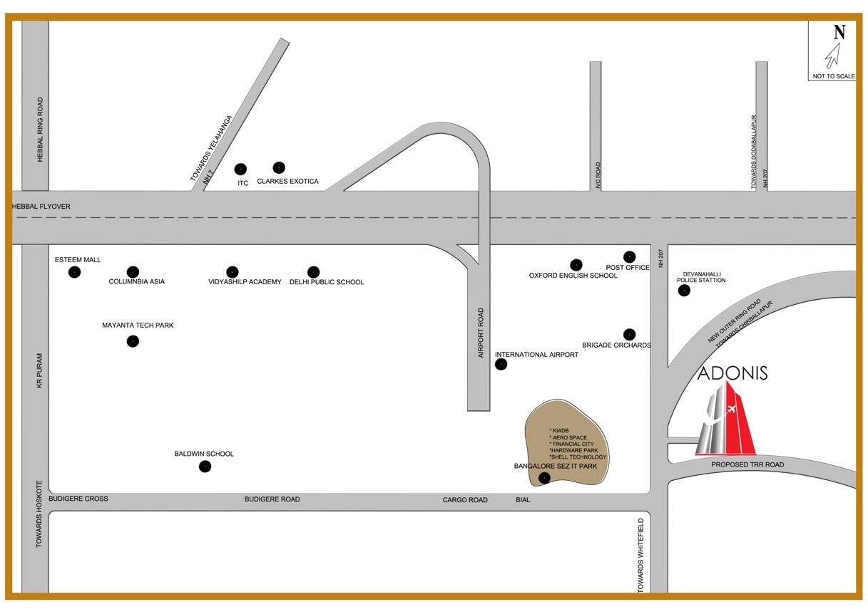 confident adonis project location image1