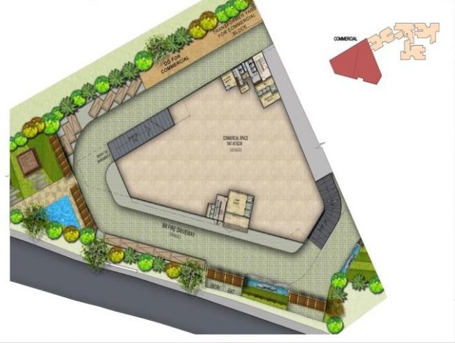 dhammanagi jasmine project master plan image1