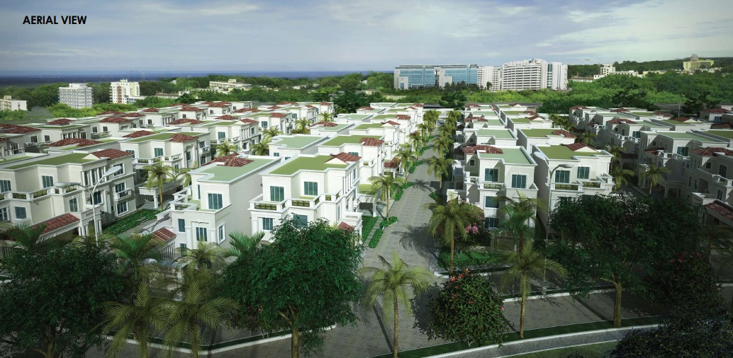 divyasree 77 east project tower view1