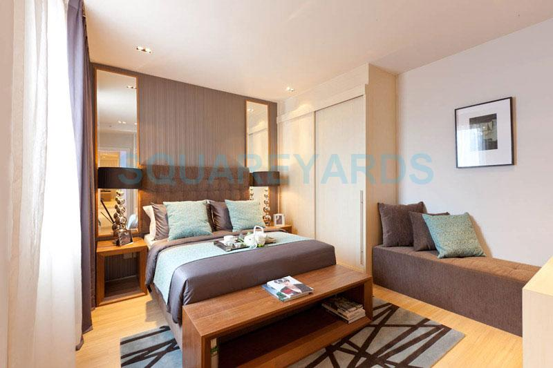 dlf westend heights new town apartment interiors3