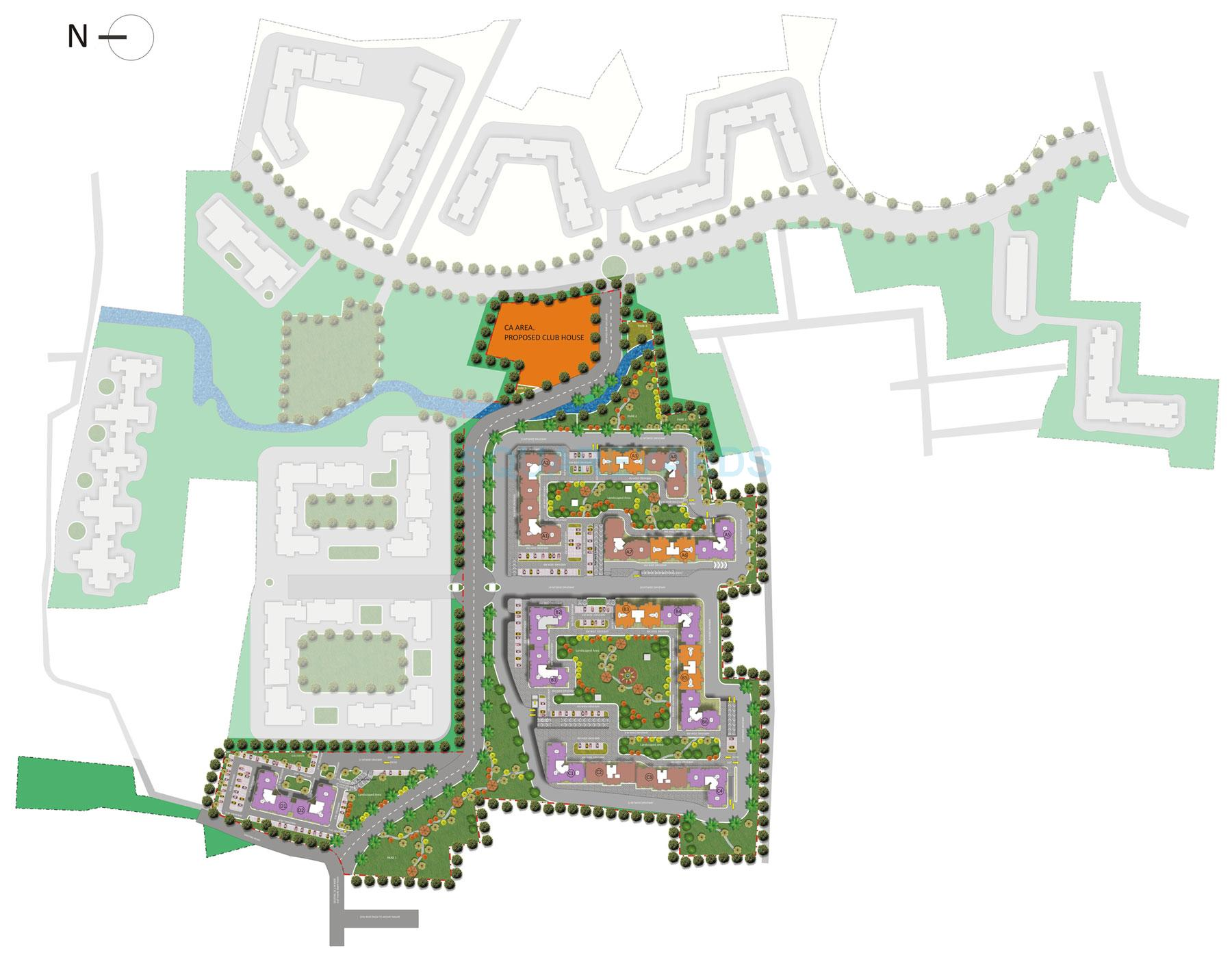 master-plan-image-Picture-dlf-westend-heights-new-town-2763061