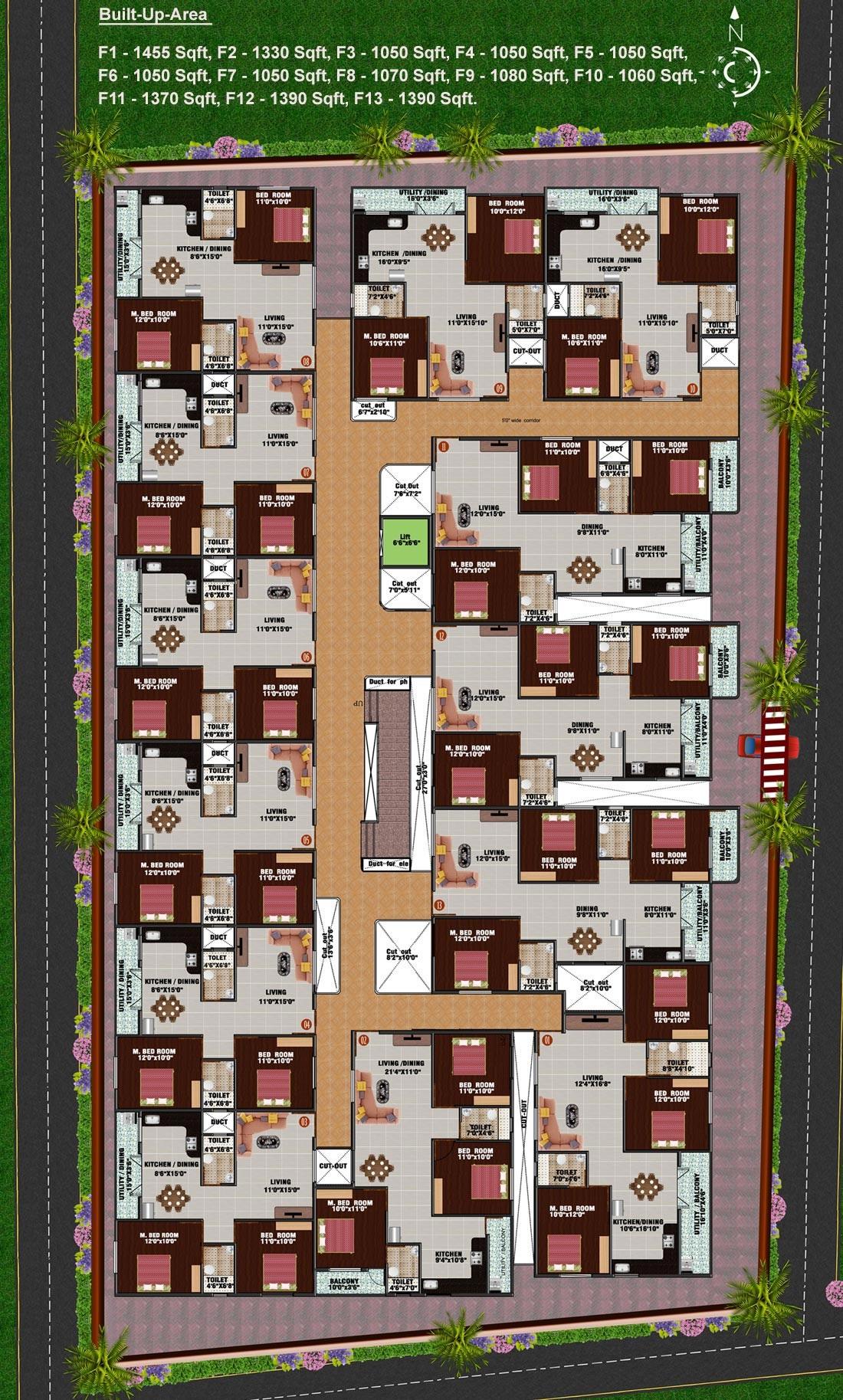 ds max samruddhi master plan image5