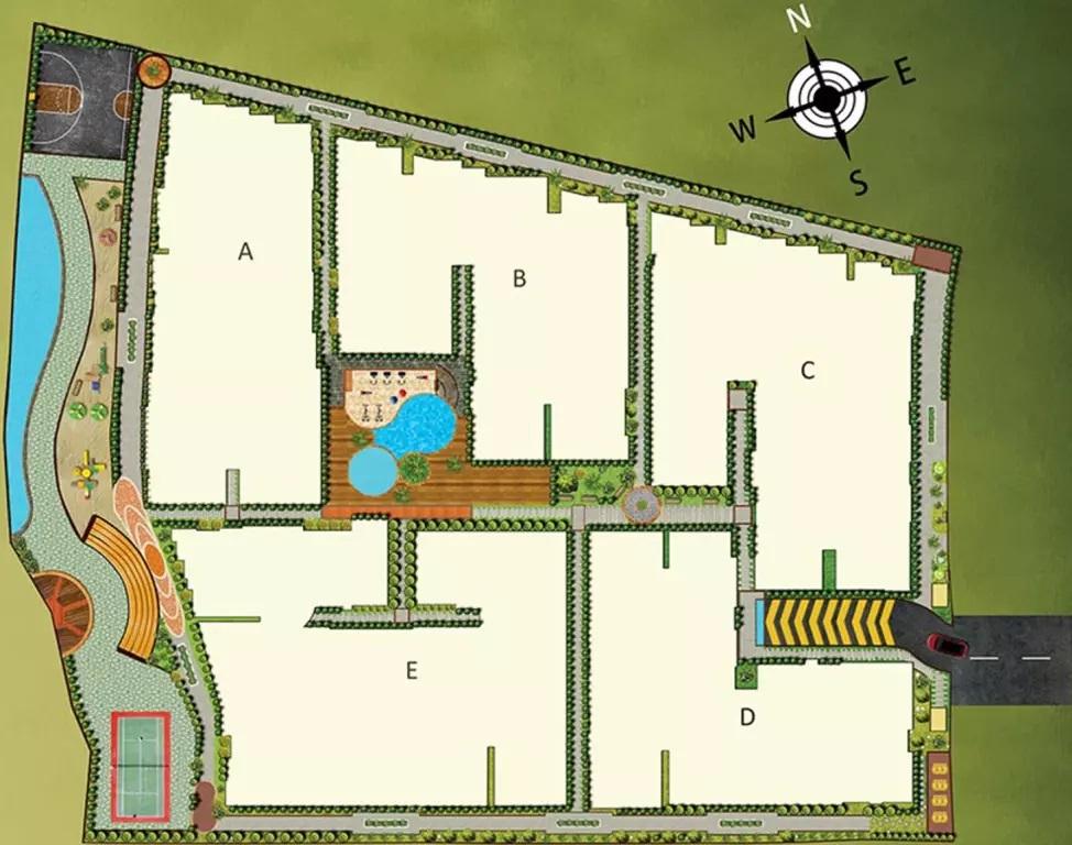 ds max savera master plan image4