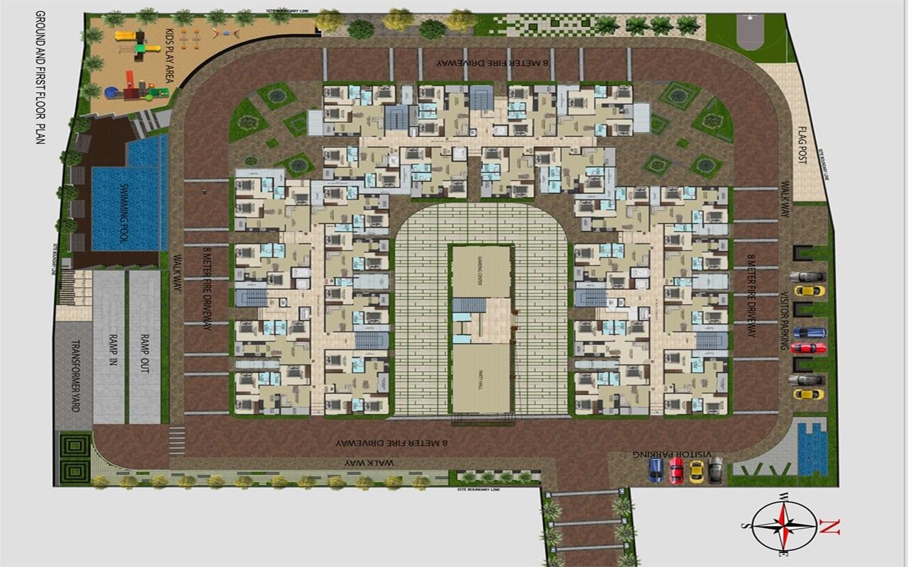 ds max skysupreme master plan image4