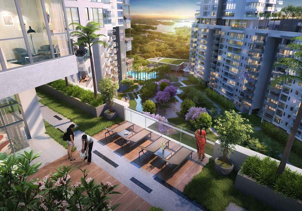 embassy lake terraces project amenities features4