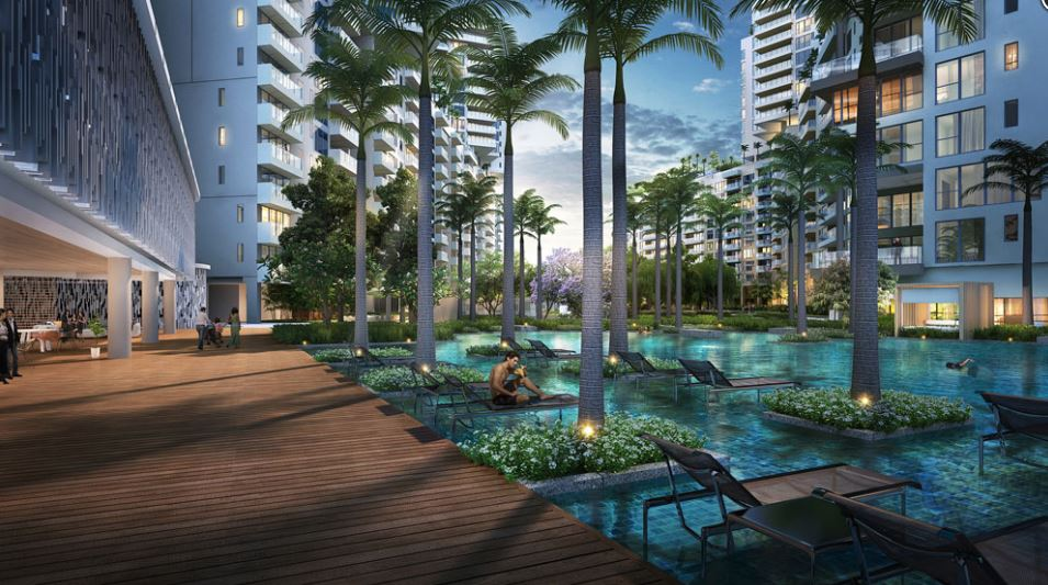 embassy lake terraces project amenities features5