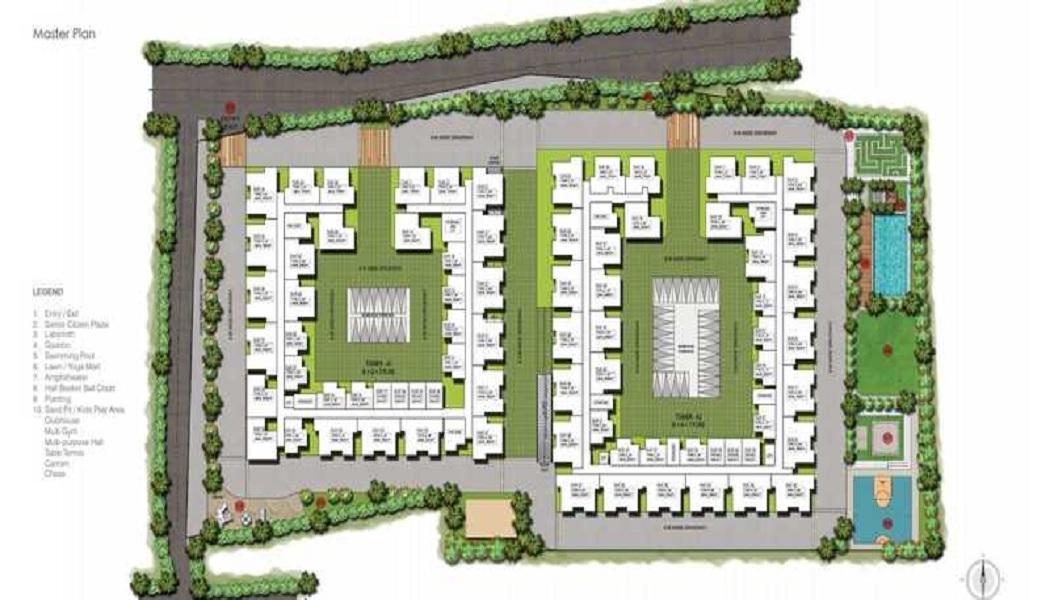 gm orchid enclave master plan image7