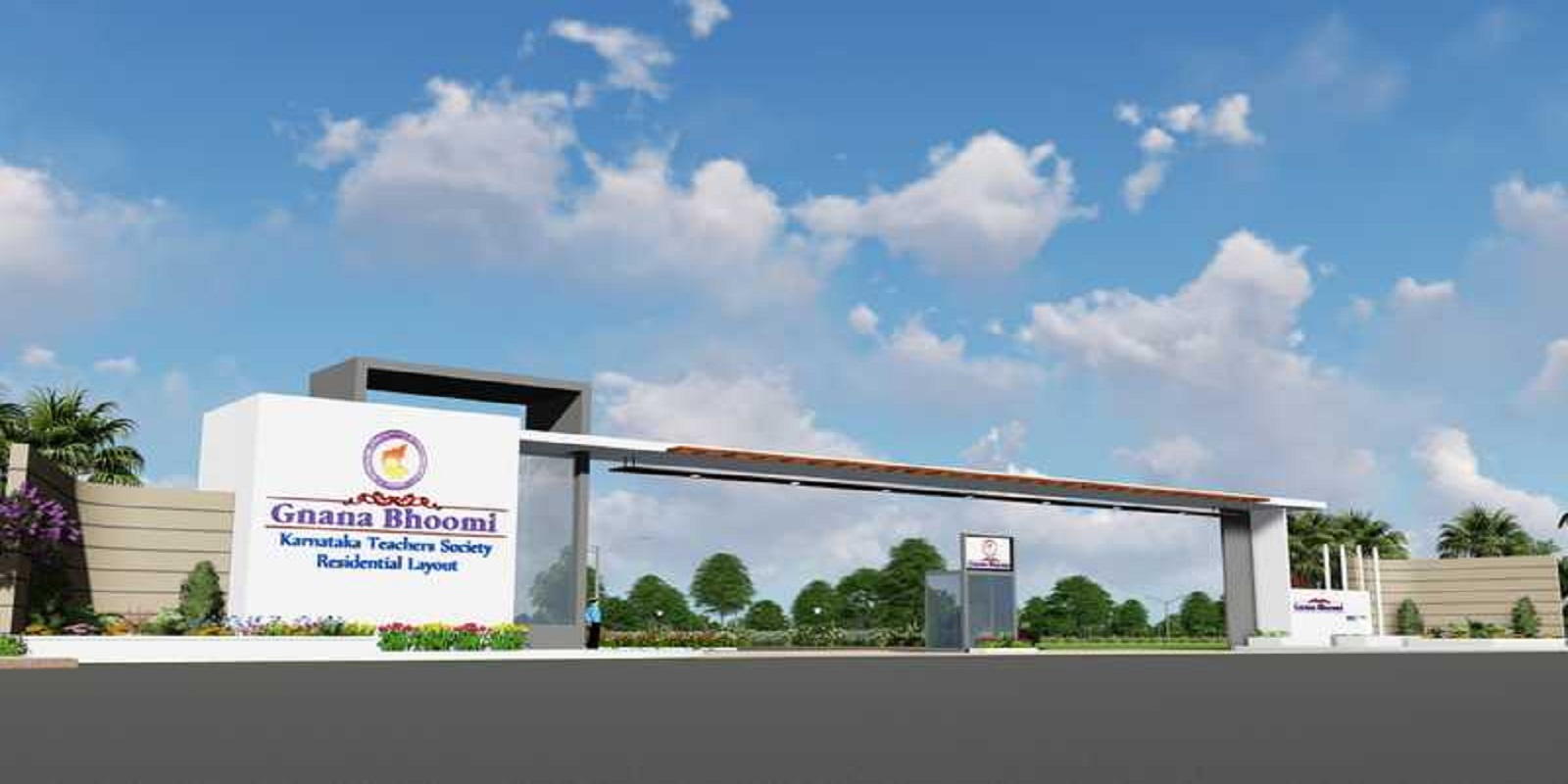 gnana bhoomi layout  project project large image1