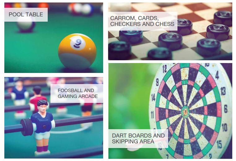 godrej avenues sports facilities image8