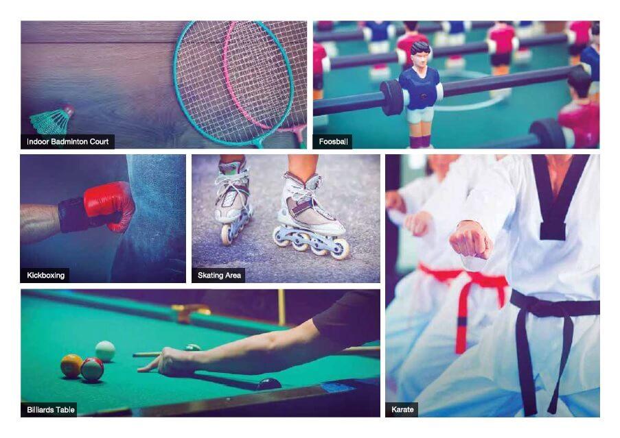 godrej eternity life plus sports facilities image1