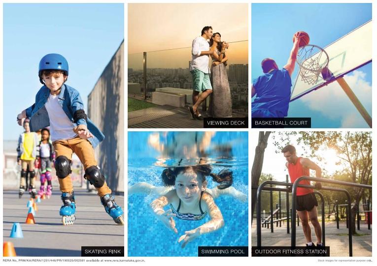 godrej lake gardens amenities features9