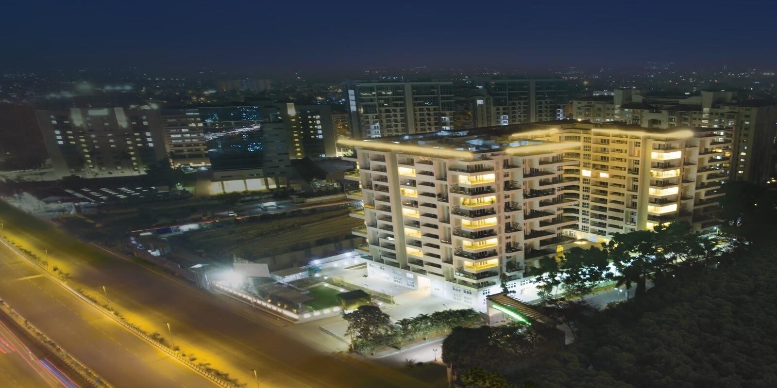 tower-view-Picture-godrej-platinum-bangalore-2773087