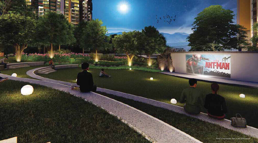 godrej reflections phase 2 amenities features1