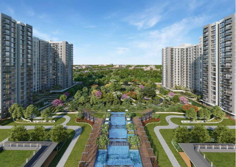 godrej royale woods tower view6