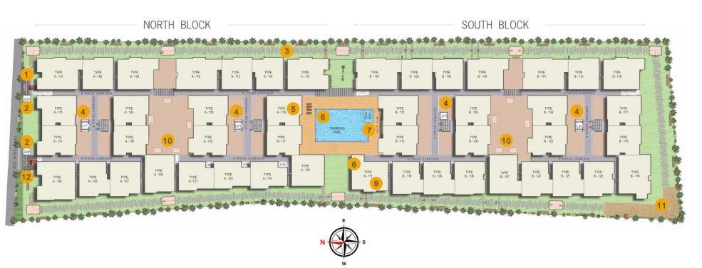gomati iris master plan image5