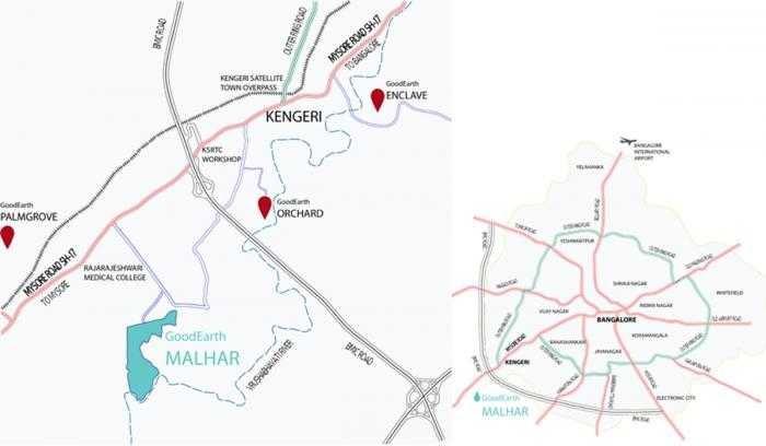 good earth malhar terraces location image2