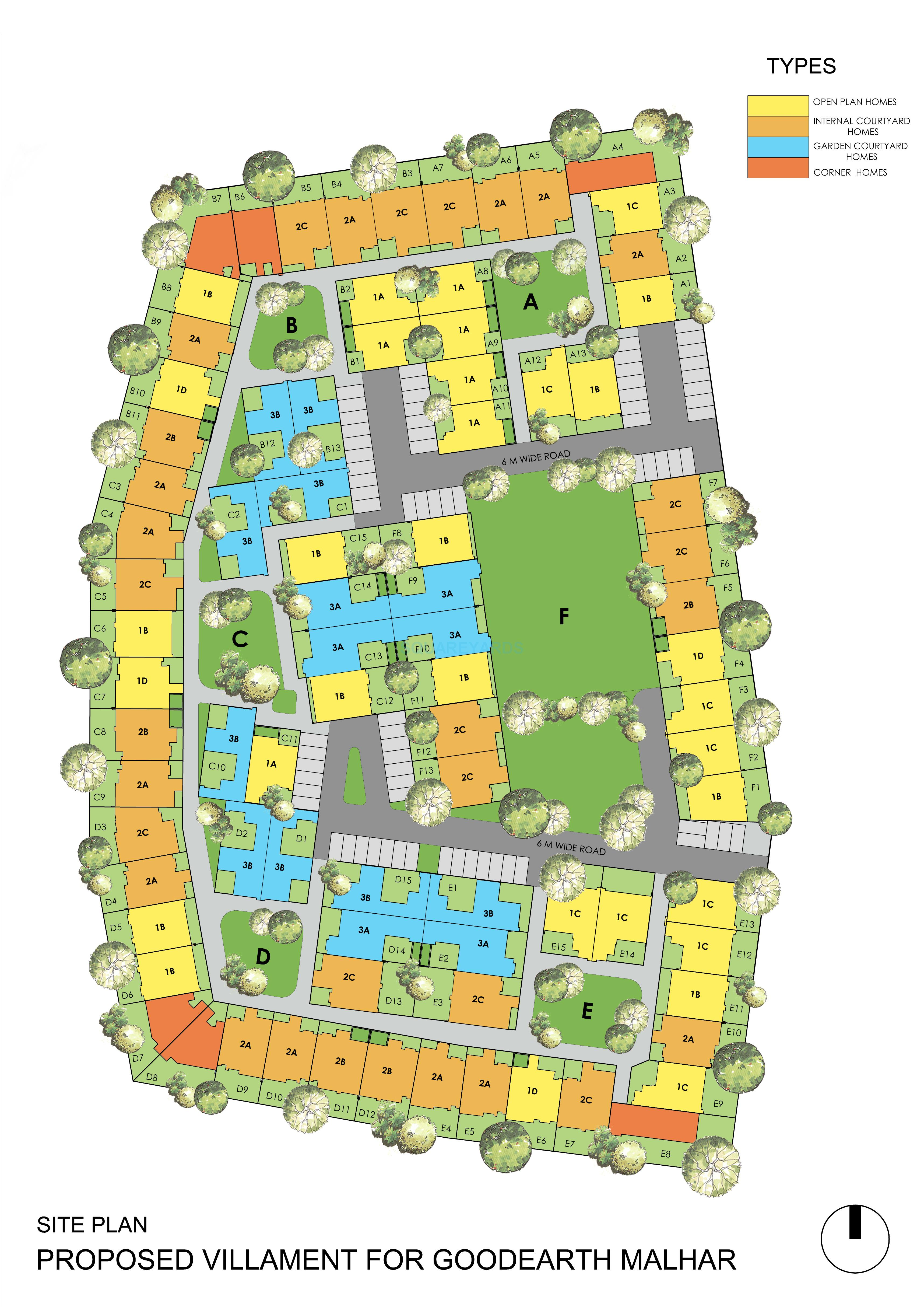 good earth mosaic master plan image1