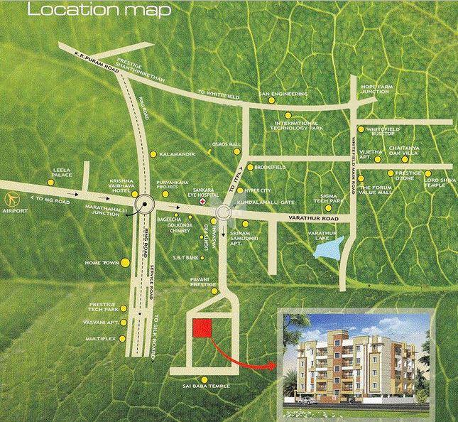 gopalan florenza location image1
