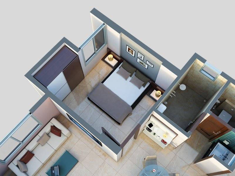goyal and co footprints apartment interiors4