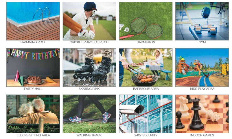 green anees enclave project amenities features2