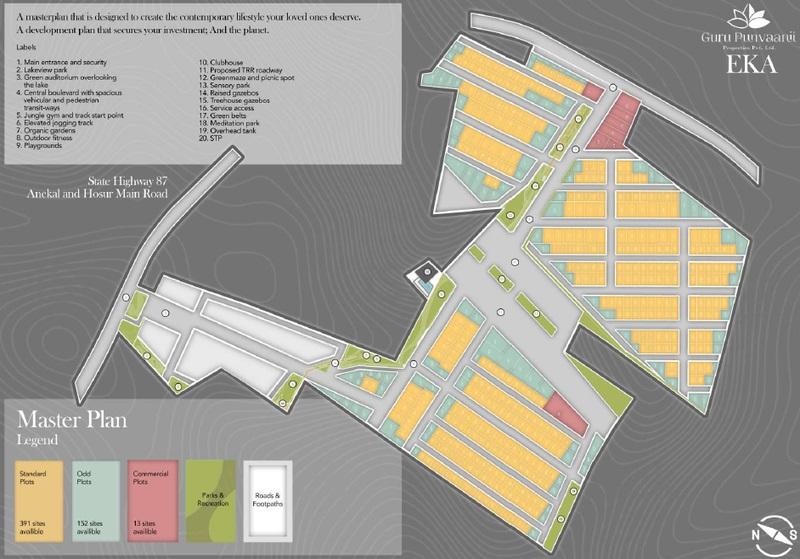 guru punvaanii eka project master plan image1