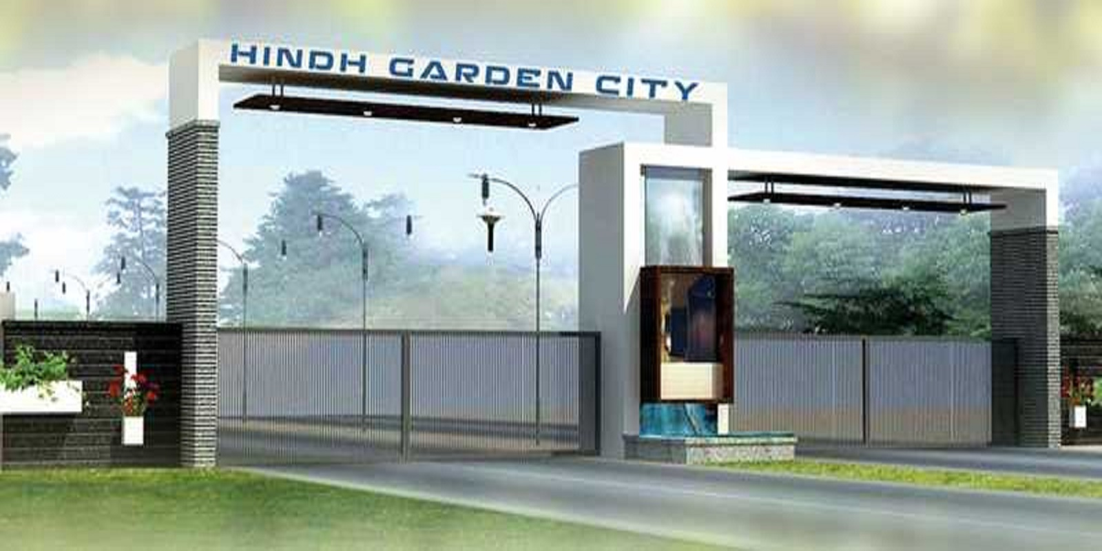 hindh garden city project project large image1