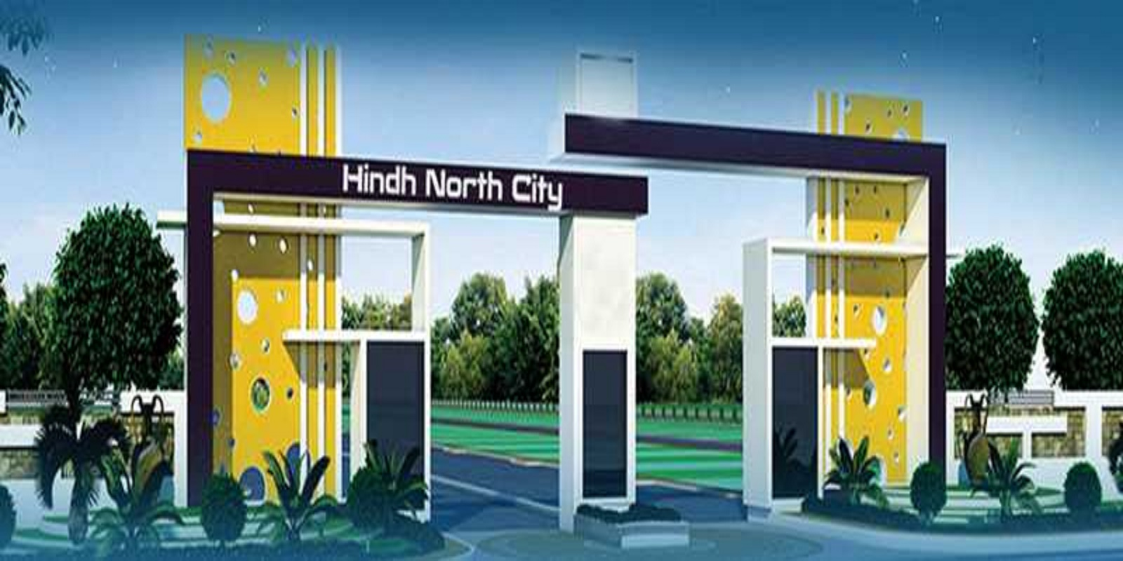 hindh north city project project large image1