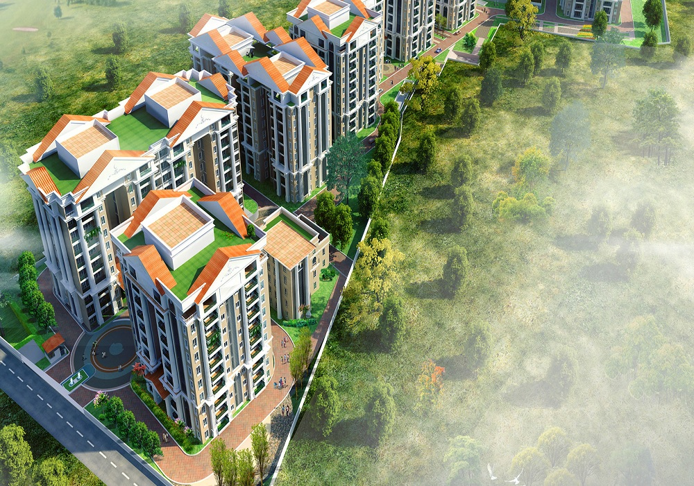 tower-view-Picture-jain-heights-east-parade-2753799