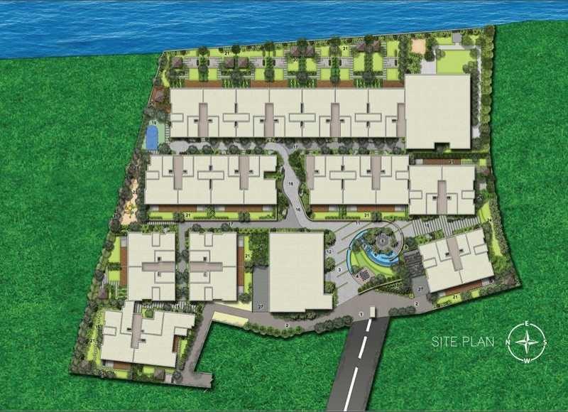 keya homes life by the lake project master plan image1
