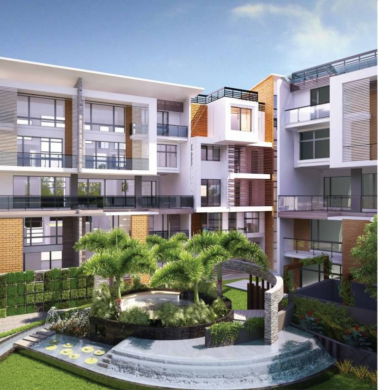 keya homes life by the lake project tower view2