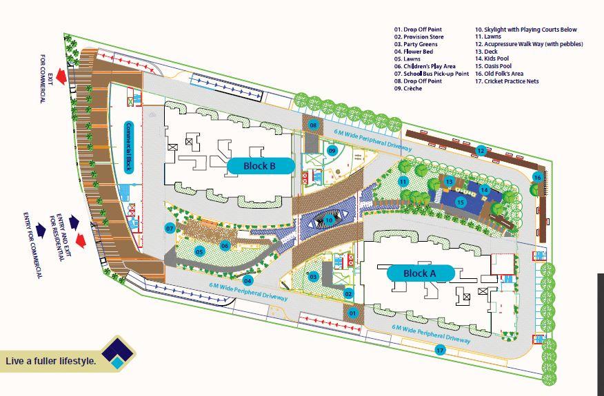 krishna shelton master plan image9